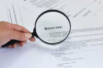What is a resume profile summary?