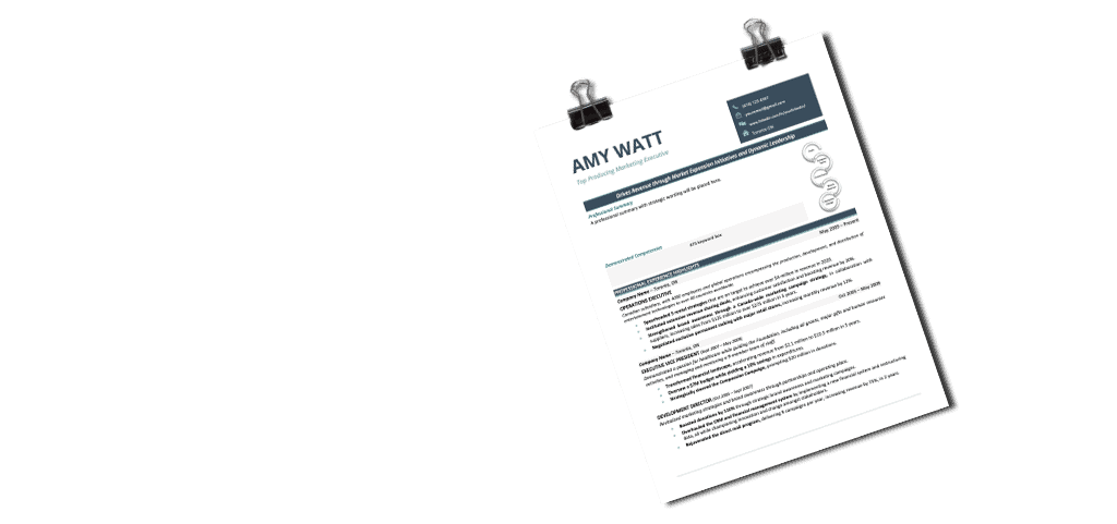 Amy Watt Resume