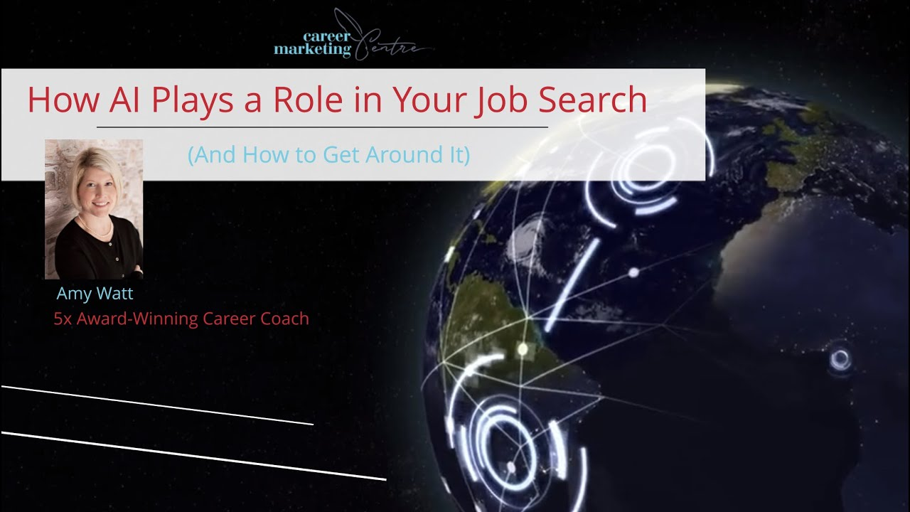 How AI Plays a Role in Your Job Search (And How to Get Around It)