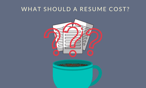 What Should a Resume Cost?