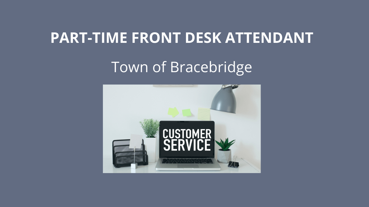 PART-TIME FRONT DESK ATTENDANT