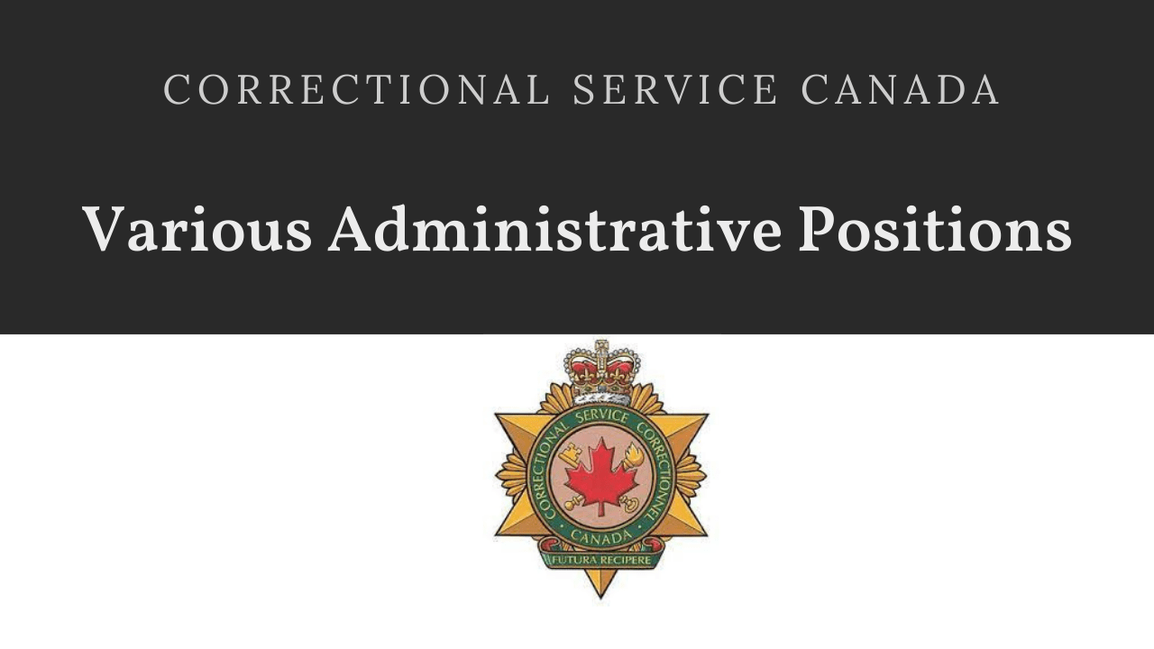 Various Administrative Positions